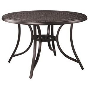 Ashley (Signature Design) Burnella Outdoor Round Dining Table
