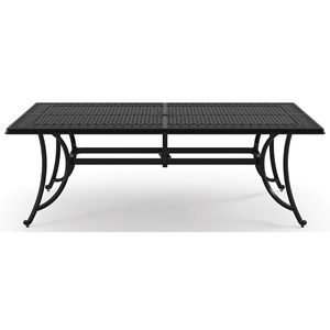 Signature Design by Ashley Burnella Rectangular Dining Table