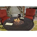 Signature Design by Ashley Burnella 5-Piece Outdoor Fire Pit Set