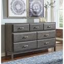 Signature Design by Ashley Caitbrook Casual 7-Drawer Dresser