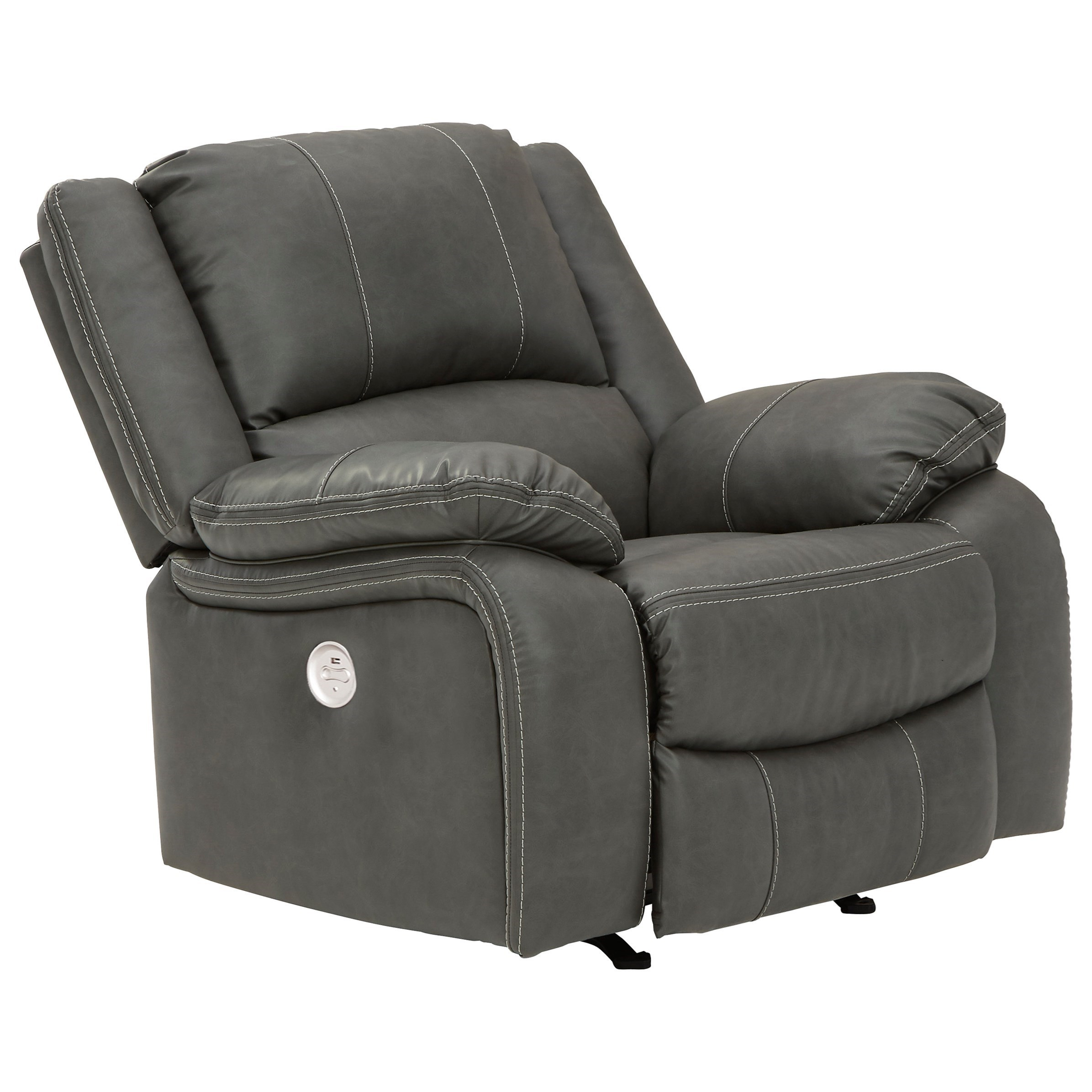 Calderwell Power Rocker Recliner by Signature Design by Ashley at Standard Furniture