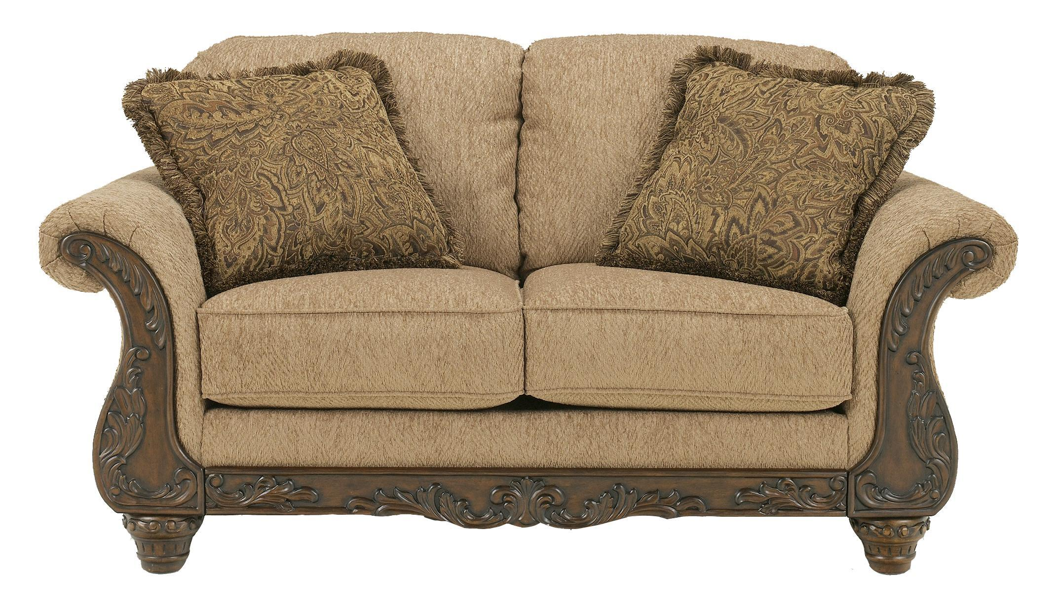 Signature Design by Ashley Cambridge - Amber Loveseat - Item Number: 3940135