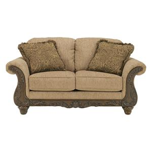 Signature Design by Ashley Cambridge - Amber Loveseat