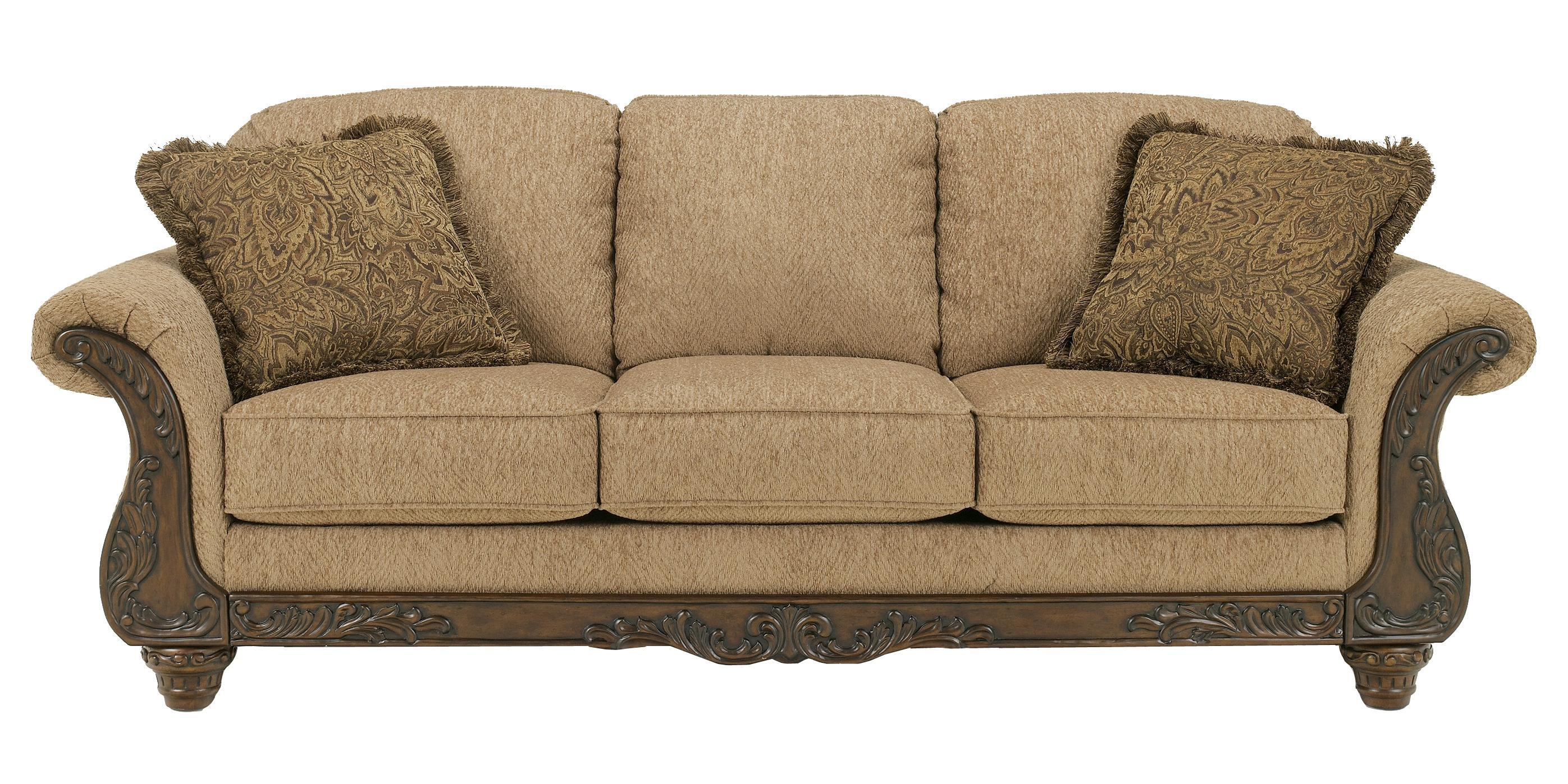 Signature Design by Ashley Cambridge - Amber Sofa - Item Number: 3940138