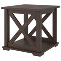 Signature Design by Ashley Camiburg Square End Table - Item Number: T283-2