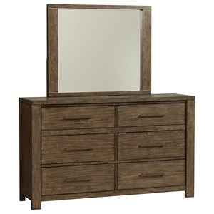 Signature Design by Ashley Camilone Dresser & Bedroom Mirror