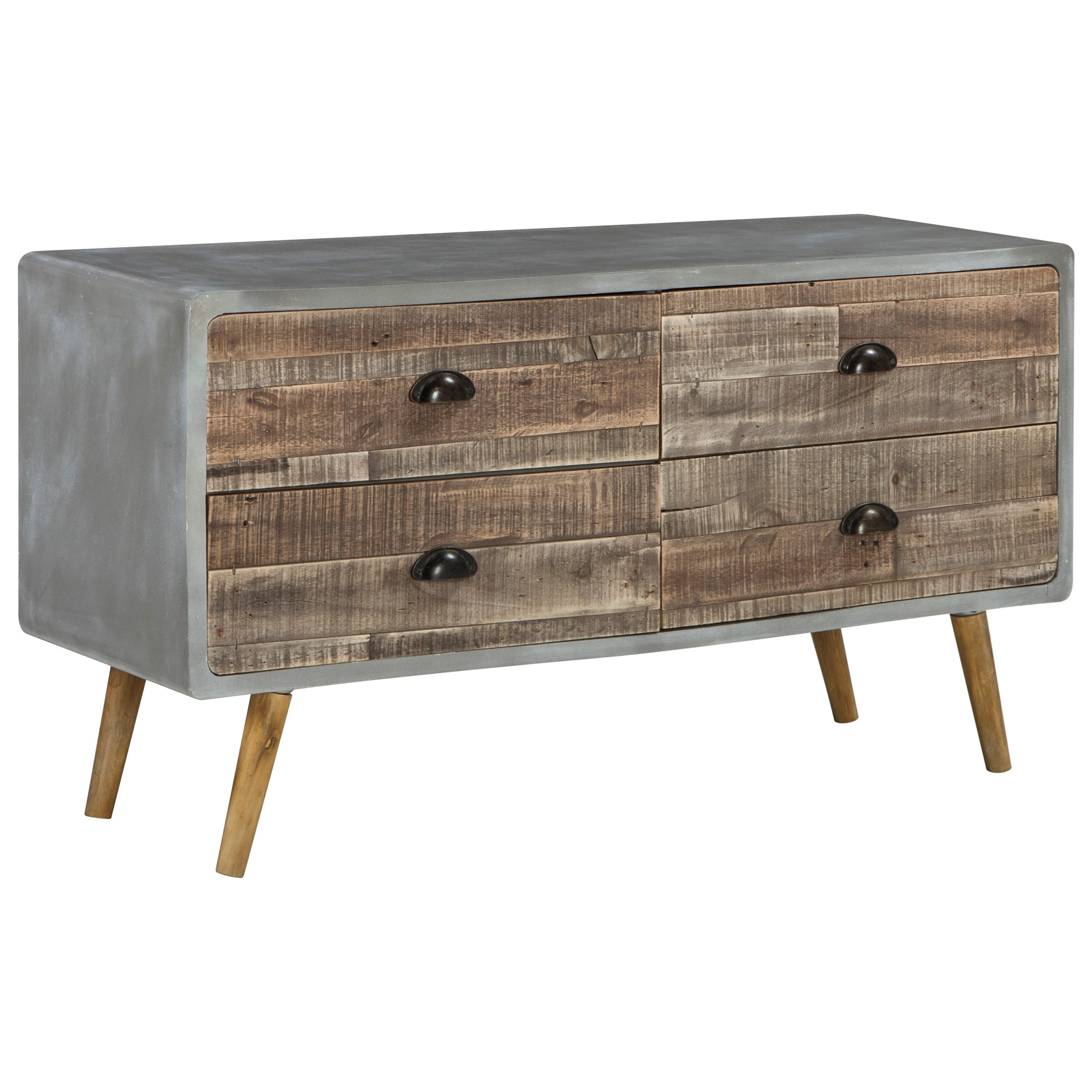 Signature Design By Ashley Camp Ridge Sofa Table   Item Number: A4000007