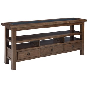 Signature Design by Ashley Campfield Console Table