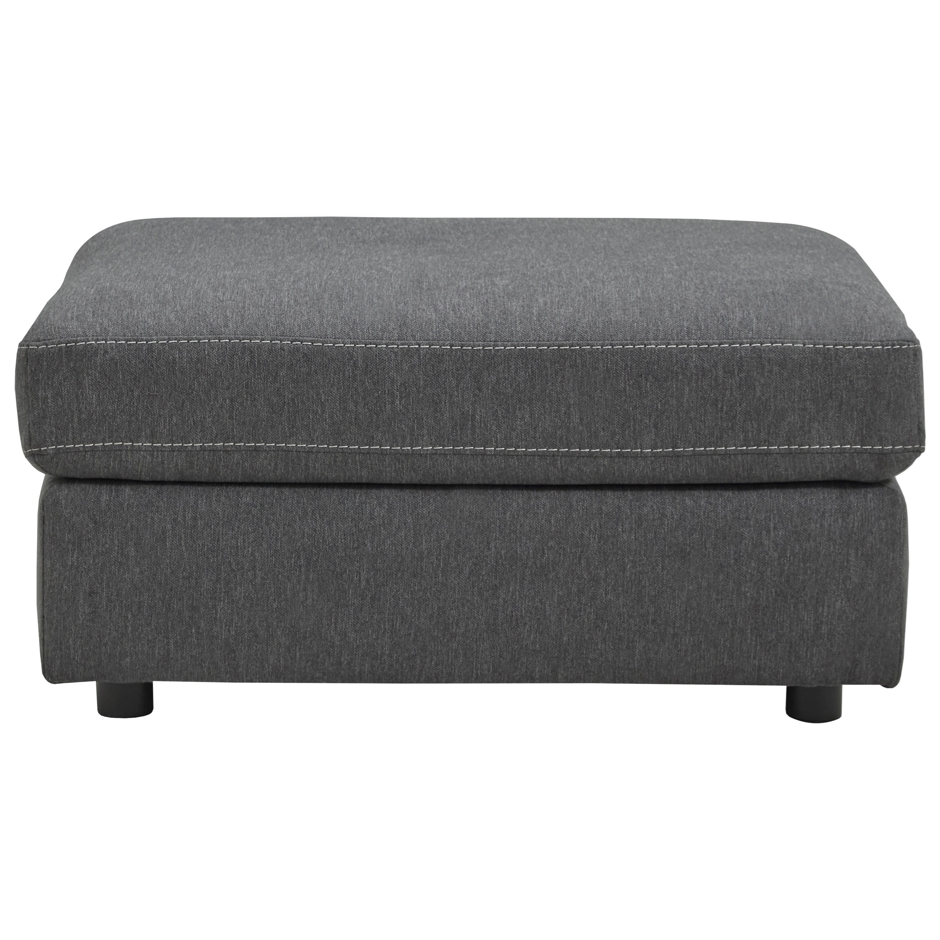 Candela Oversized Accent Ottoman by Signature Design by Ashley at Standard Furniture