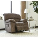 Signature Design by Ashley Cannelton Casual Power Rocker Recliner with Adjustable Headrest