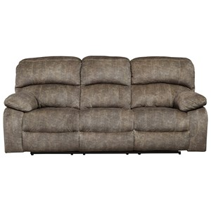 Signature Design by Ashley Cannelton Power Reclining Sofa