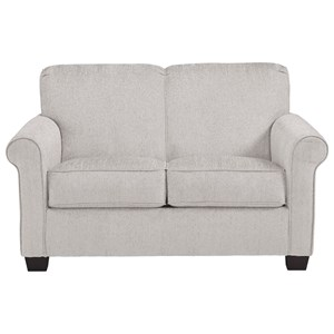 Signature Design by Ashley Cansler Twin Sleeper Sofa
