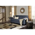 Signature Design by Ashley Cansler Queen Sofa Sleeper with Casual Style