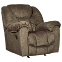 Ashley (Signature Design) Capehorn Rocker Recliner - Item Number: 7690125