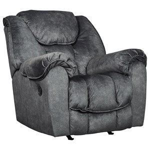 Signature Design by Ashley Capehorn Rocker Recliner