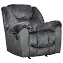 Signature Design by Ashley Capehorn Rocker Recliner - Item Number: 7690225