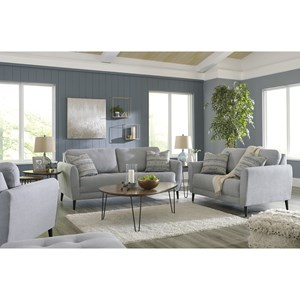 Signature Design by Ashley Cardello Living Room Group