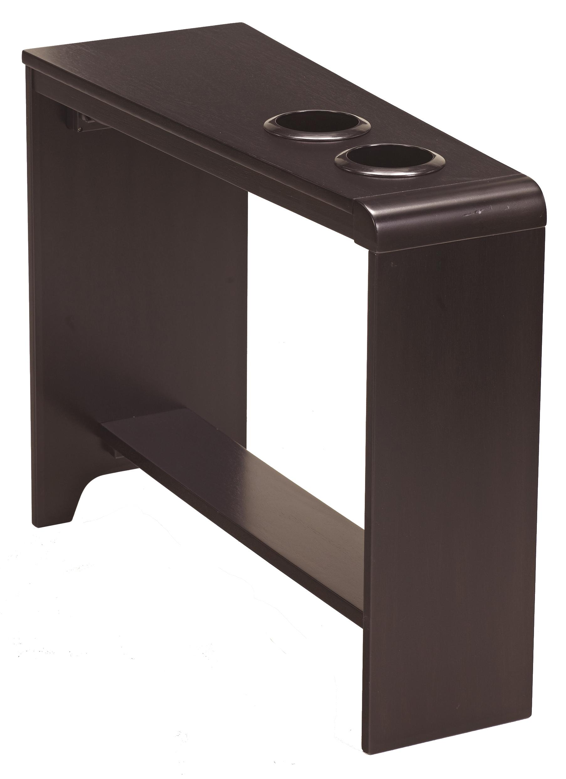 Signature Design by Ashley Carlyle Chair Side End Table - Item Number: T771-07