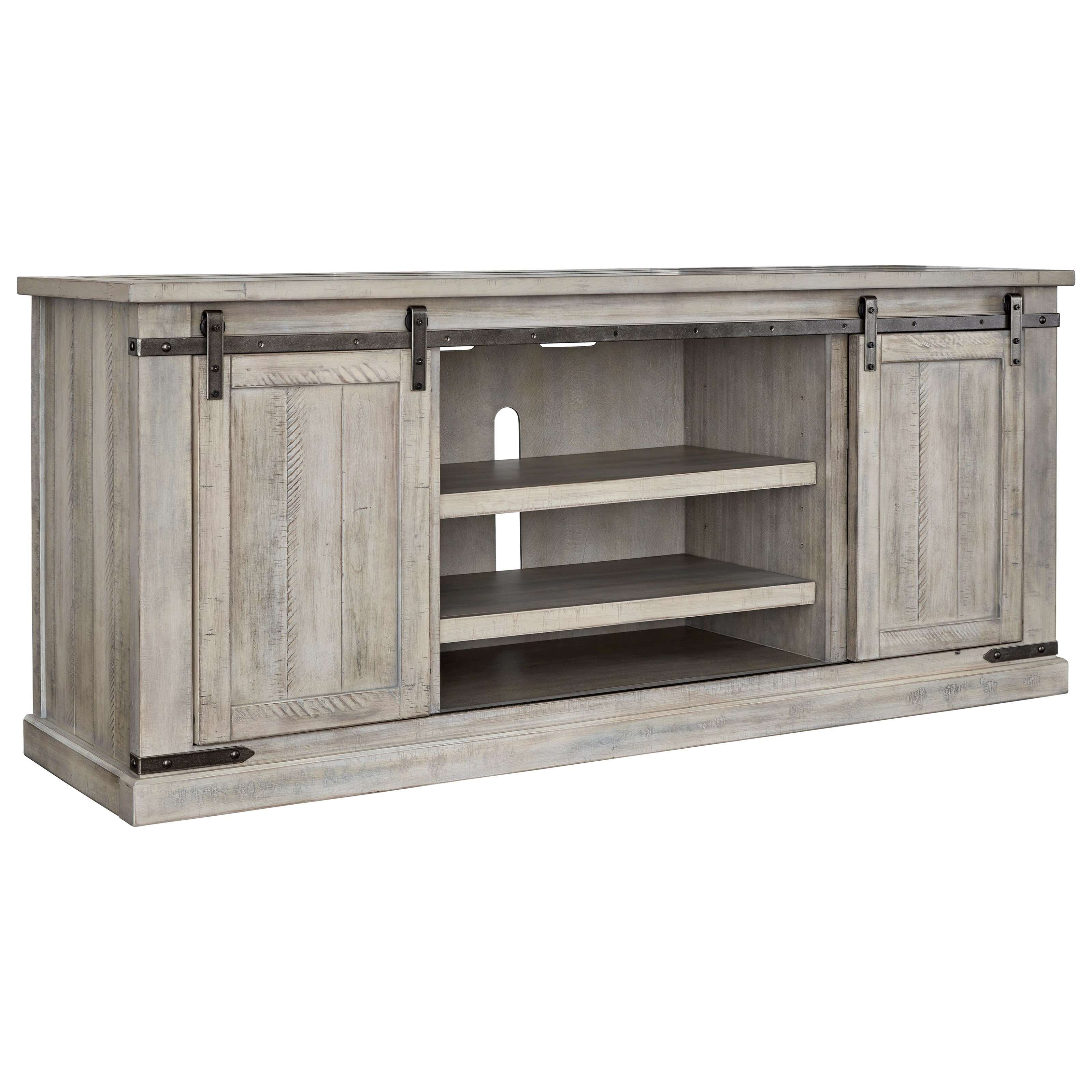 Carynhurst TV Stand by Signature Design by Ashley at HomeWorld Furniture