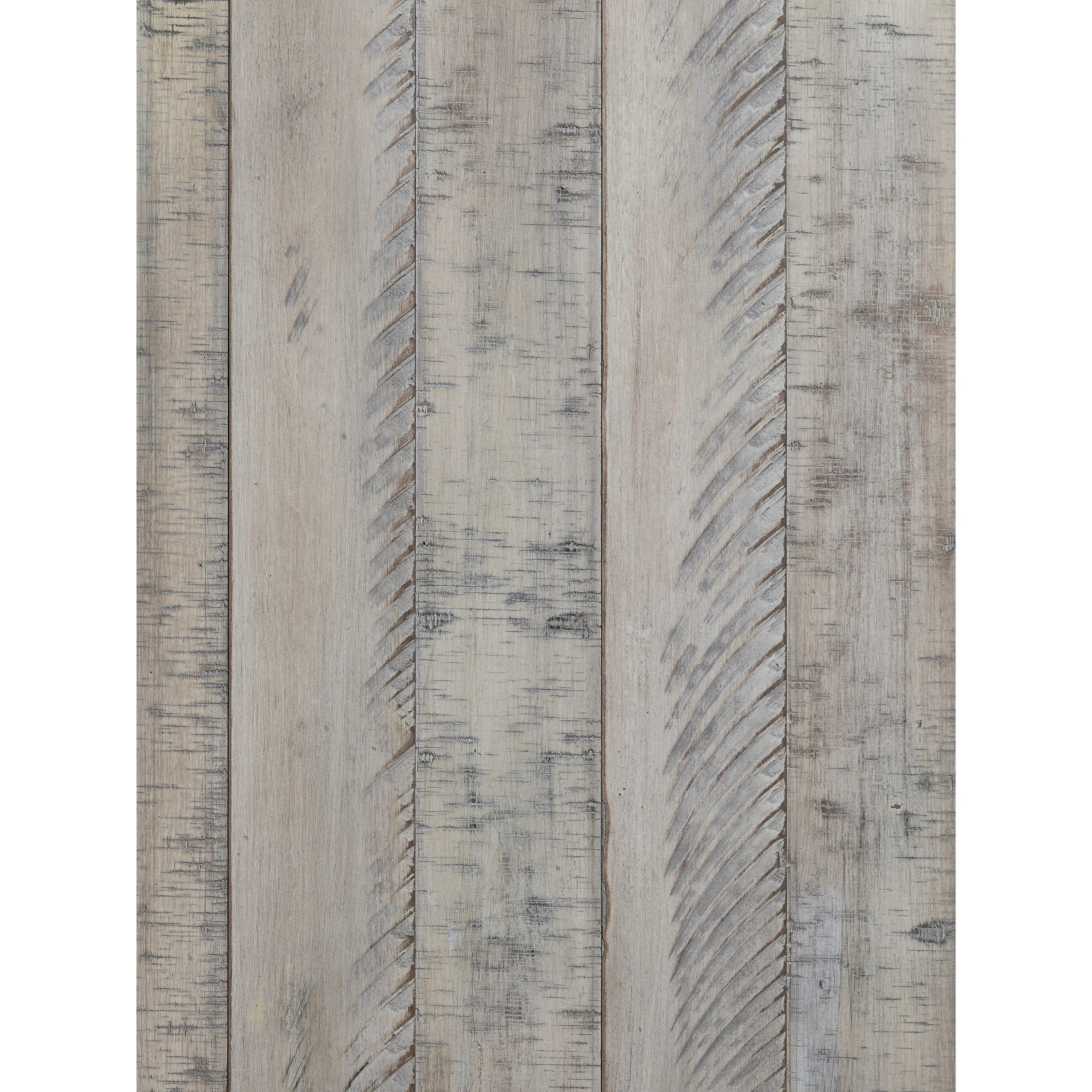 Ashley Furniture Cary Nc: Ashley (Signature Design) Carynhurst Rustic White Extra