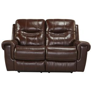 Signature Design by Ashley Casscoe Reclining Loveseat