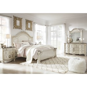 Signature Design by Ashley Cassimore King Bedroom Group