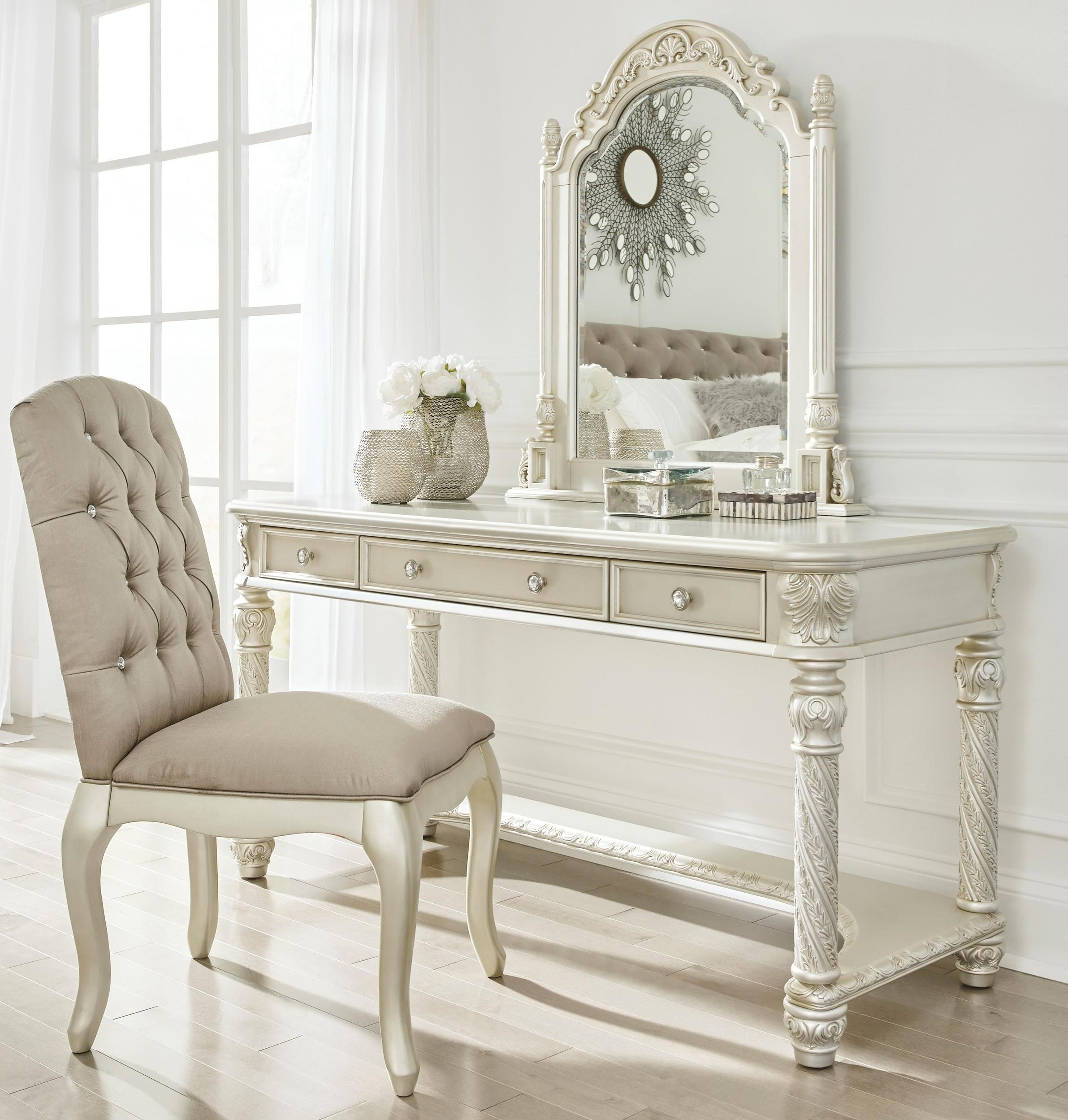 Ashley Signature Design Cassimore Traditional Vanity