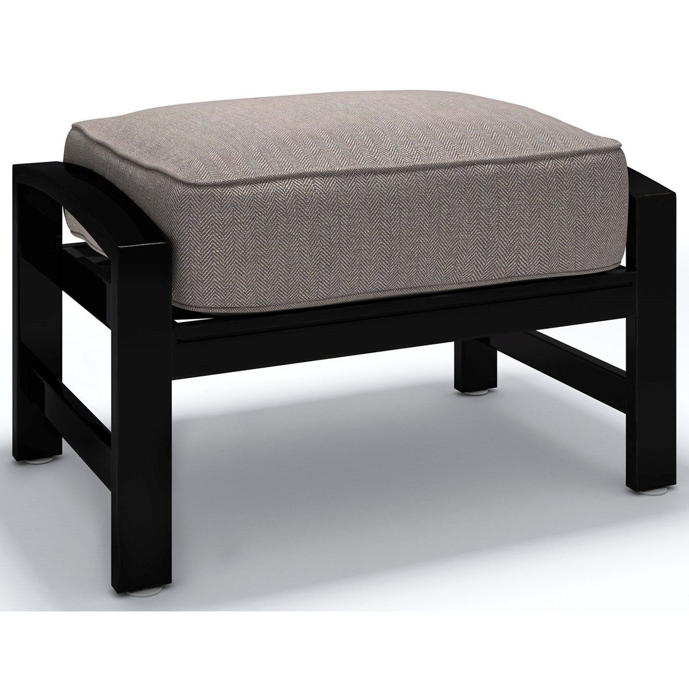 Signature Design by Ashley Castle Island Ottoman with Cushion - Item Number: P414-814