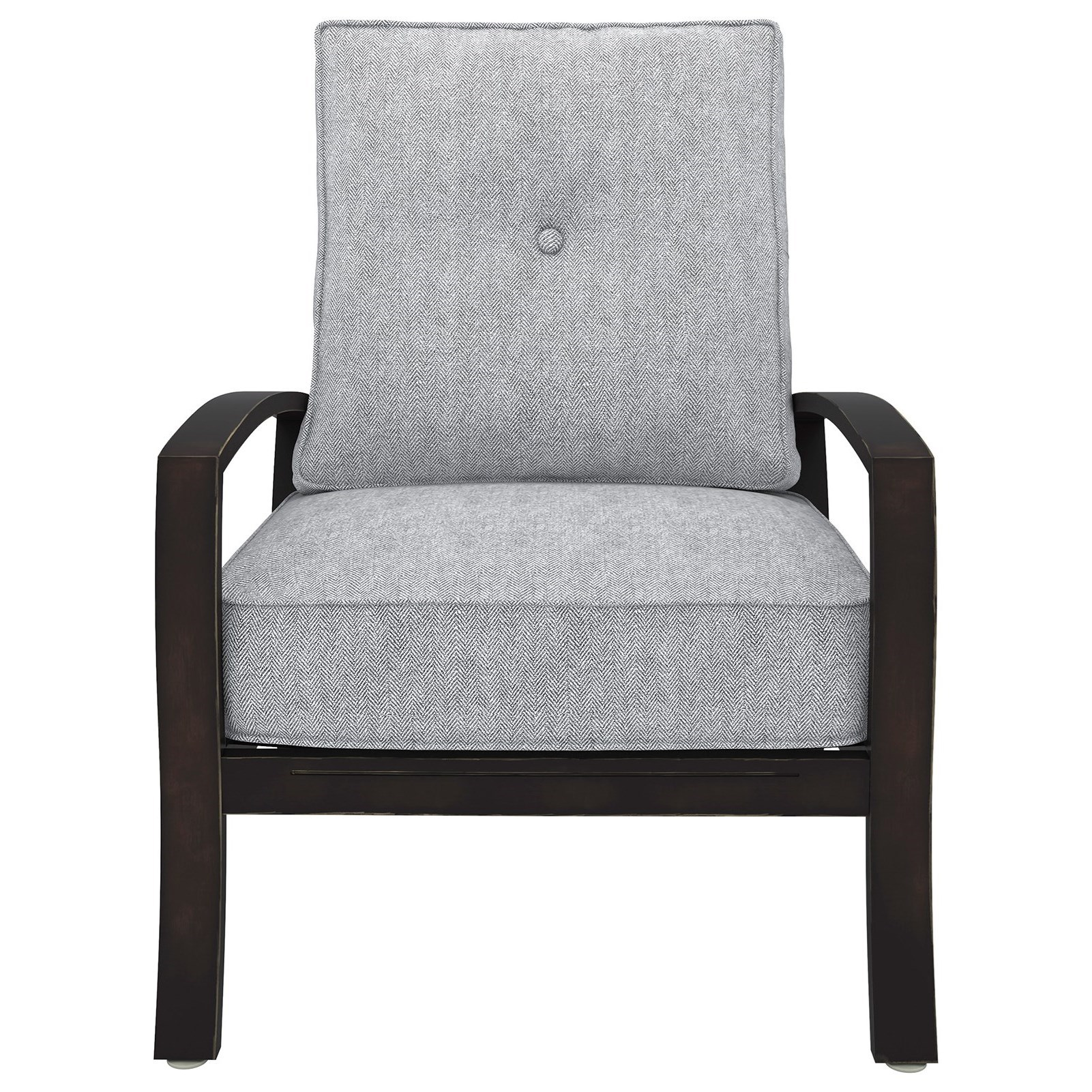 Signature Design by Ashley Castle Island Lounge Chair with Cushion - Item Number: P414-820