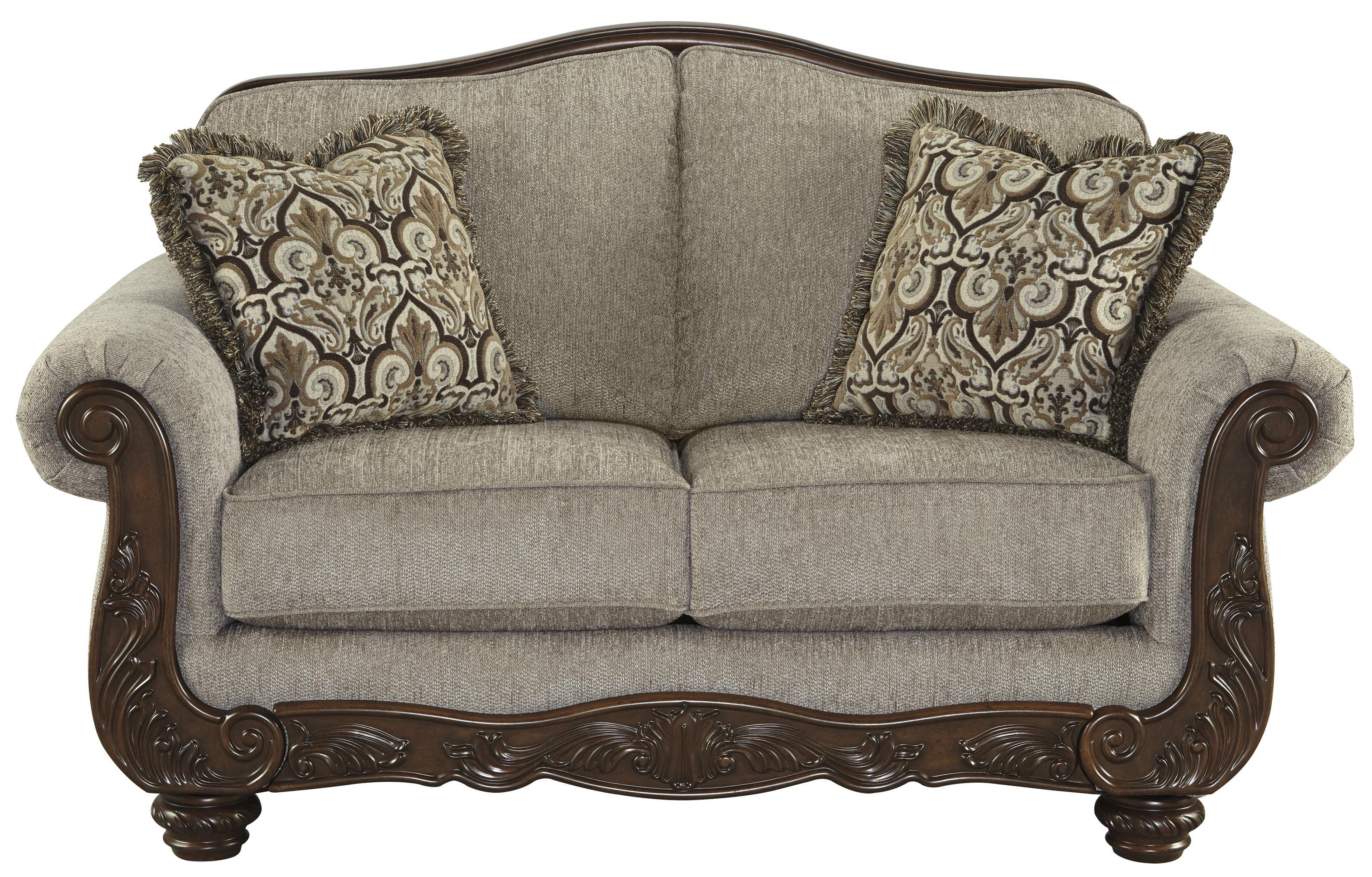 Signature Design by Ashley Cecilyn Loveseat - Item Number: 5760335