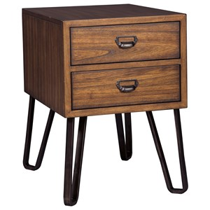 Signature Design by Ashley Centair Chair Side End Table