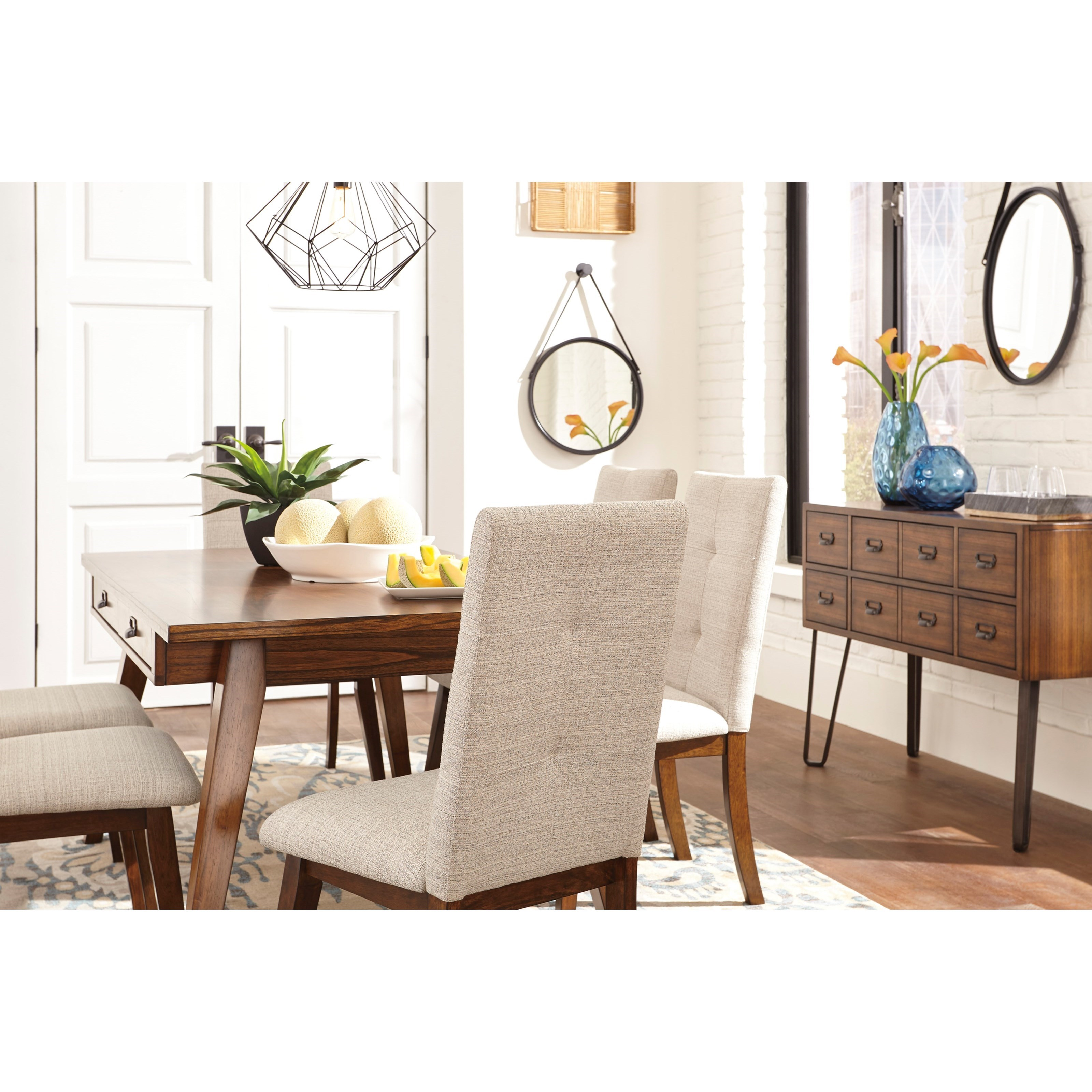 Ashley S Nest Decorating A Dining Room: Signature Design By Ashley Centiar Formal Dining Room