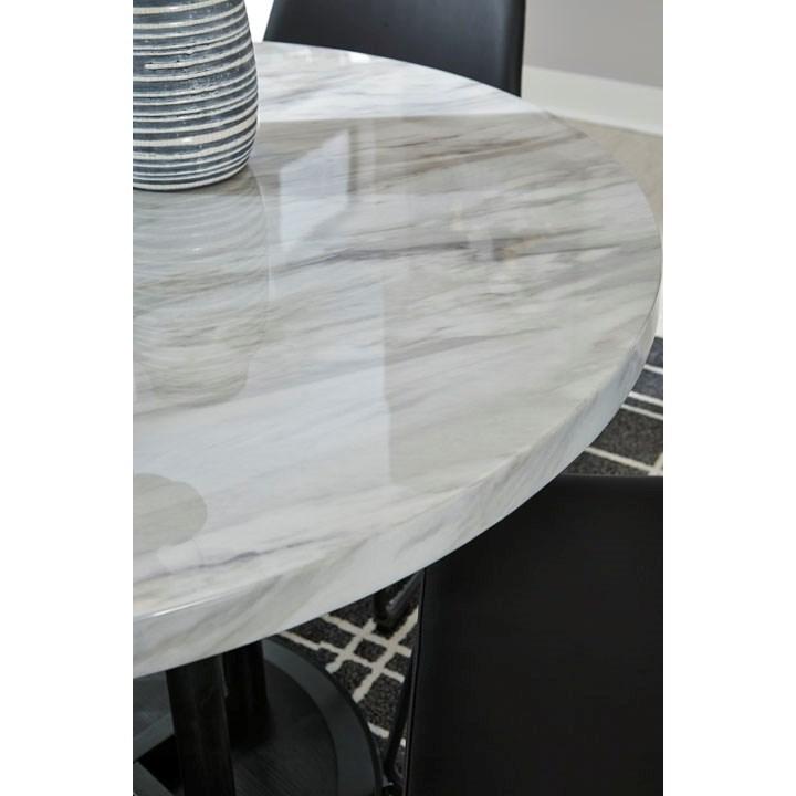 signature designashley centiar round dining room table