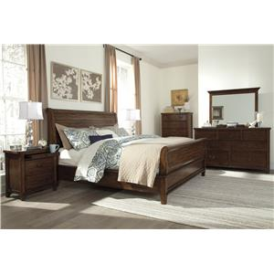 Signature Design by Ashley Chaddinfield King Bedroom Group