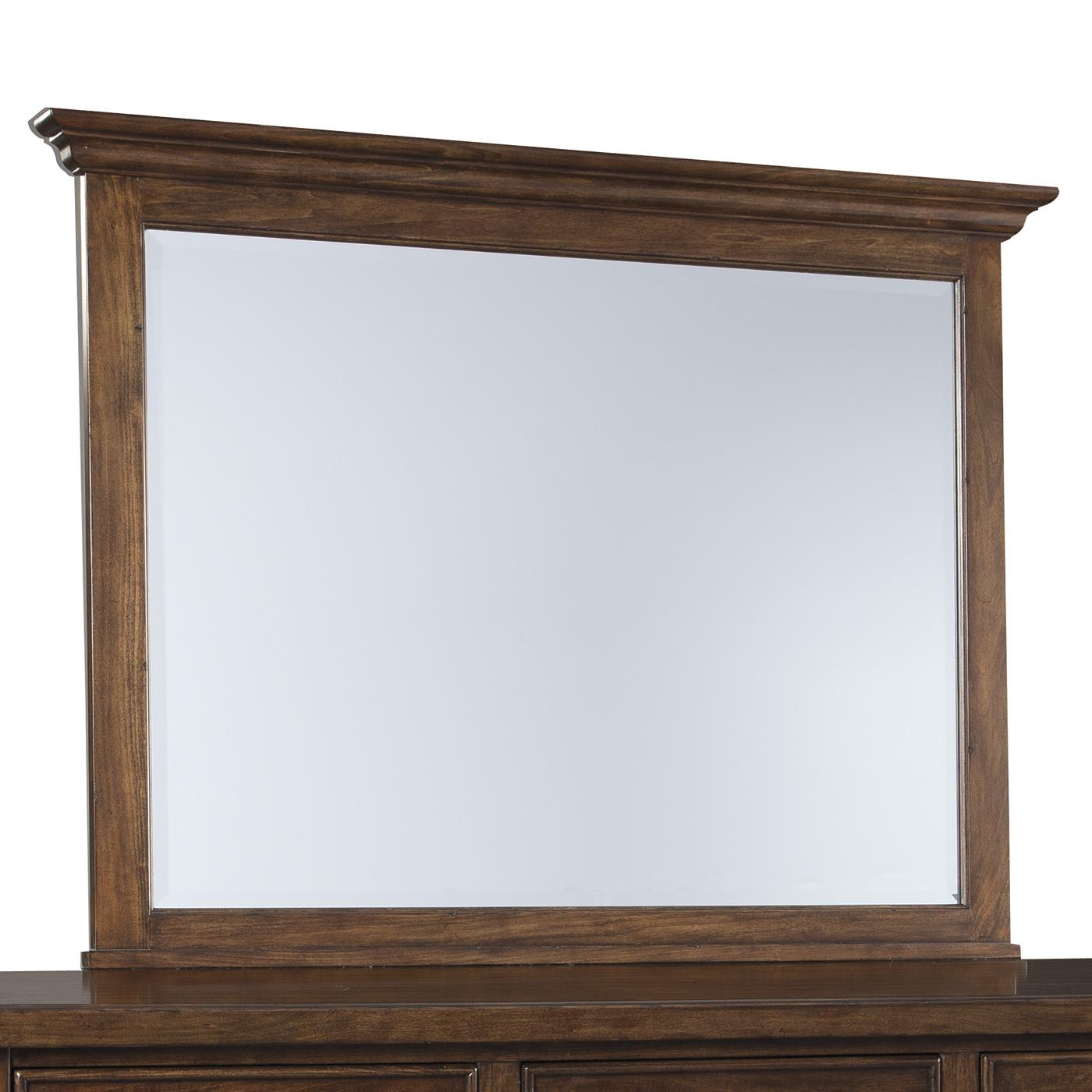 Signature Design by Ashley Chaddinfield Bedroom Mirror - Item Number: B648-36