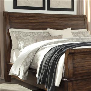 Signature Design by Ashley Chaddinfield King/Cal King Sleigh Headboard