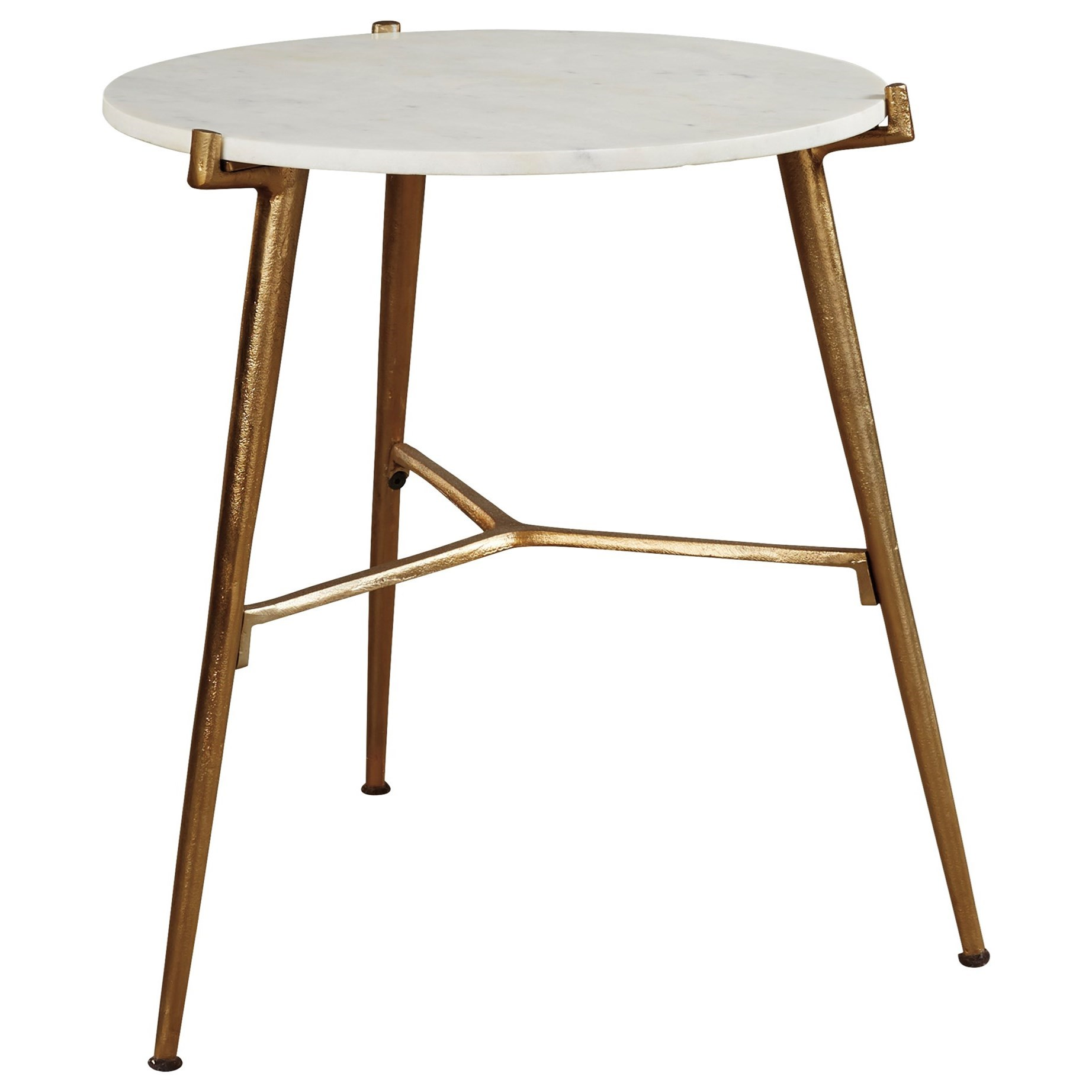Chadton Accent Table by Ashley (Signature Design) at Johnny Janosik