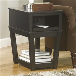 Signature Design by Ashley Furniture Jaysteen Chair Side End Table