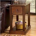 Signature Design by Ashley Breegin Chairside End Table - Item Number: T007-527