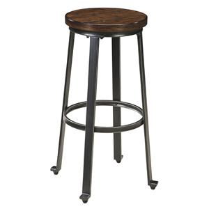 Signature Design by Ashley Furniture Challiman Tall Stool