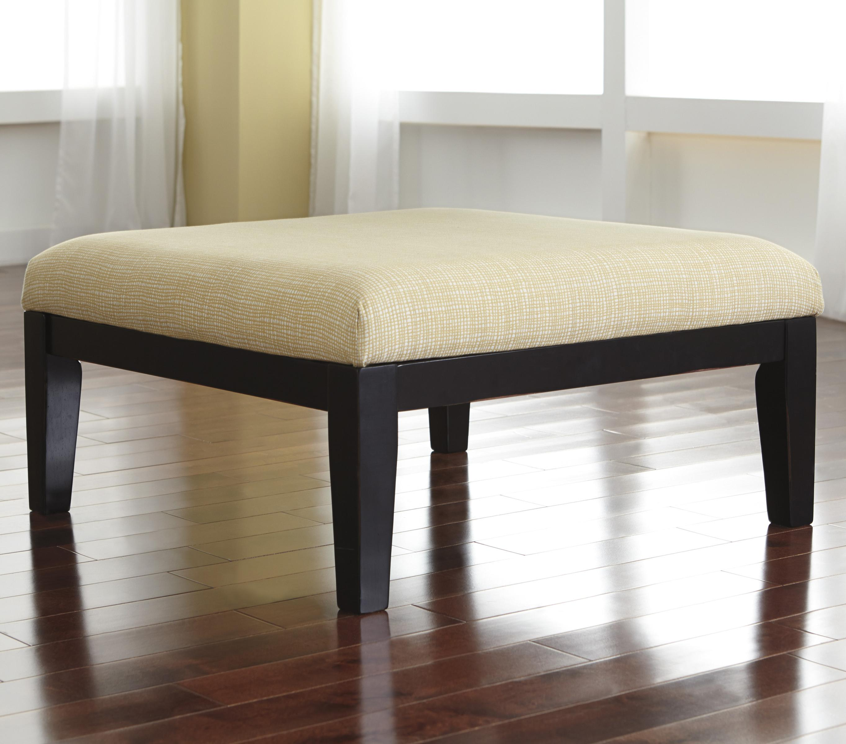 Signature Design by Ashley Chamberly - Alloy Oversized Accent Ottoman - Item Number: 2430208