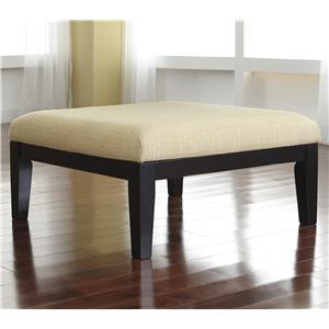 Signature Design by Ashley Chamberly - Alloy Oversized Accent Ottoman