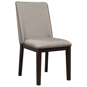 Benchcraft Chanceen Dining Upholstered Side Chair