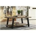 Signature Design by Ashley Chanzen 3 Piece Coffee Table Set - Item Number: 863282112