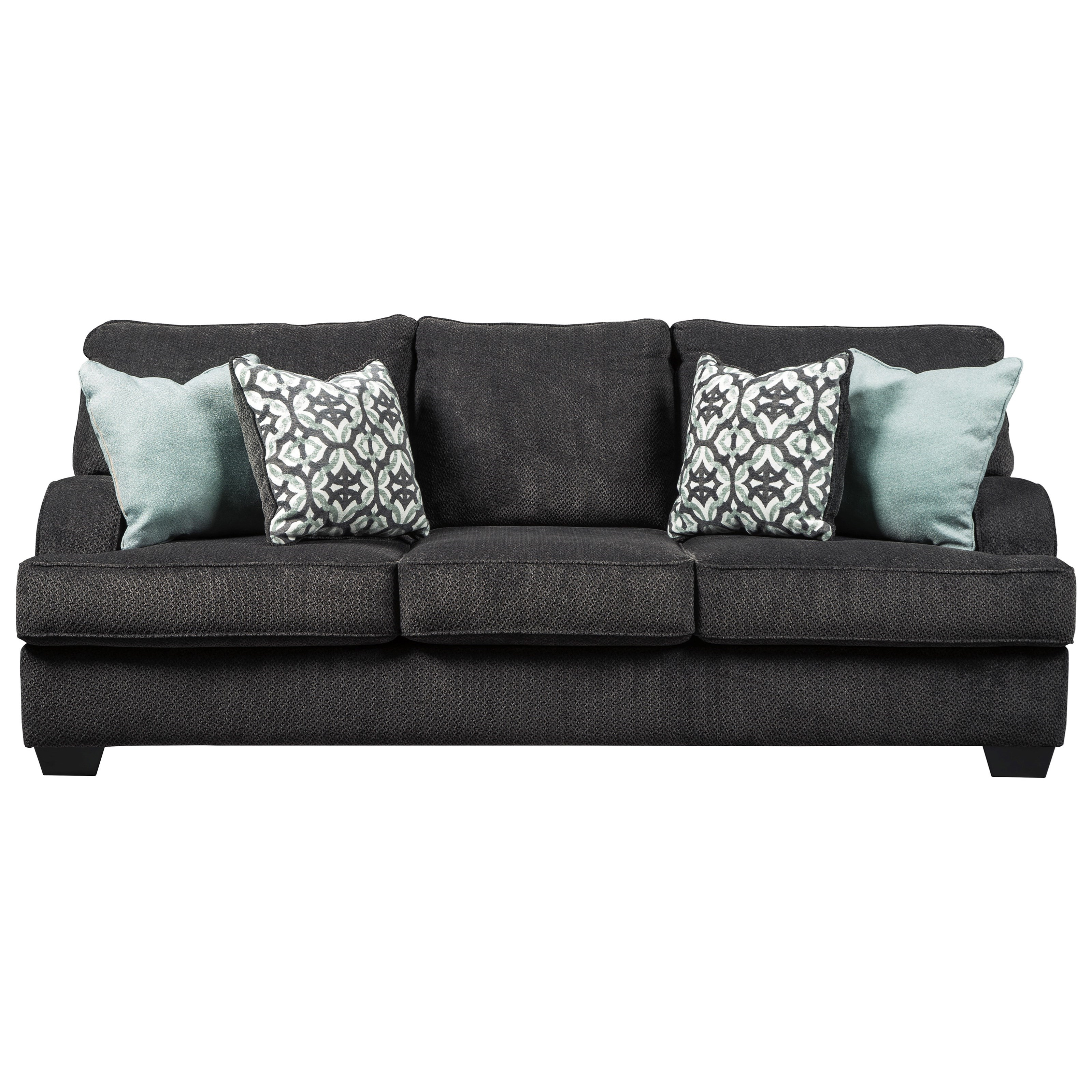 Charenton Sofa by Benchcraft at Standard Furniture