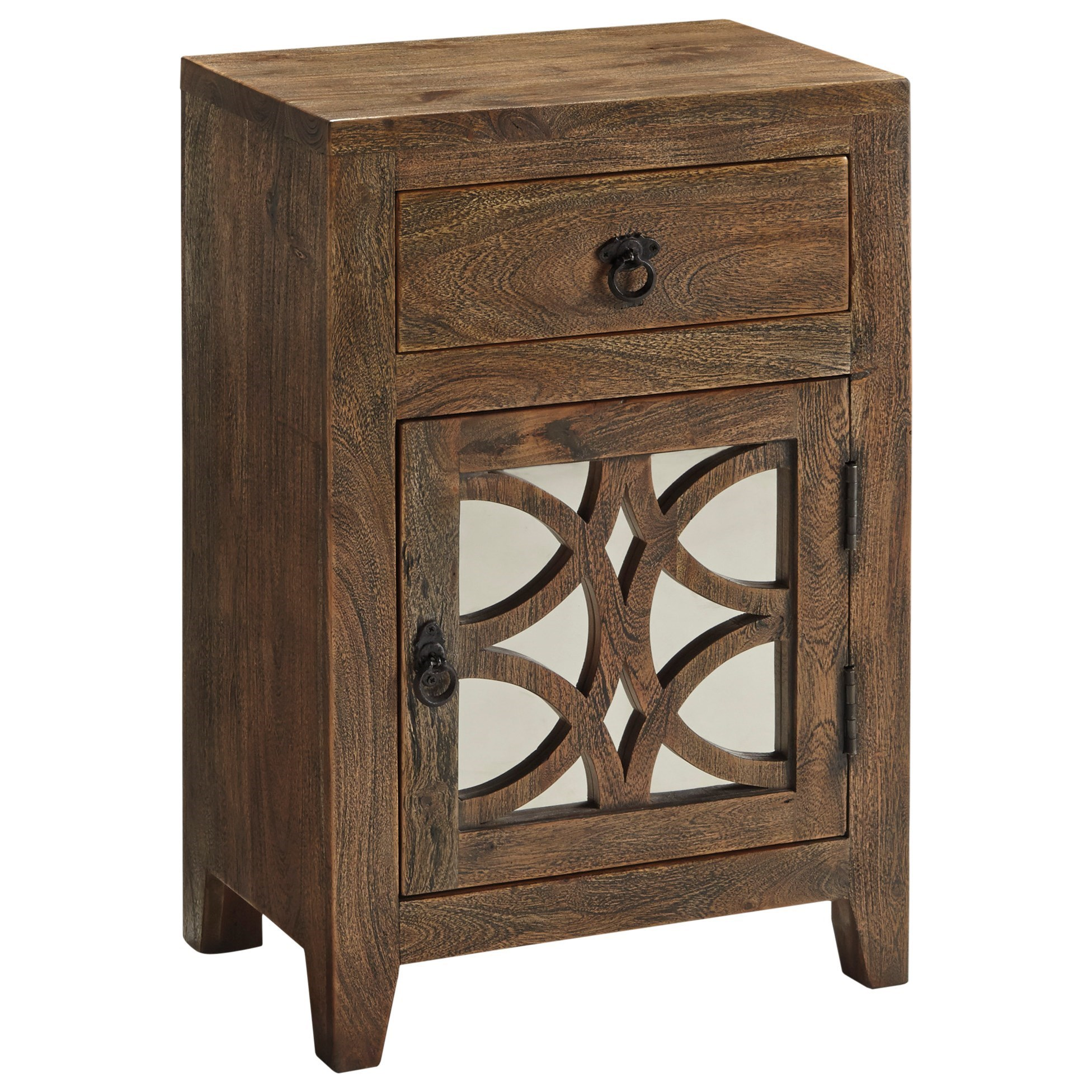 Signature Design by Ashley Charlowe Night Stand - Item Number: B013-692