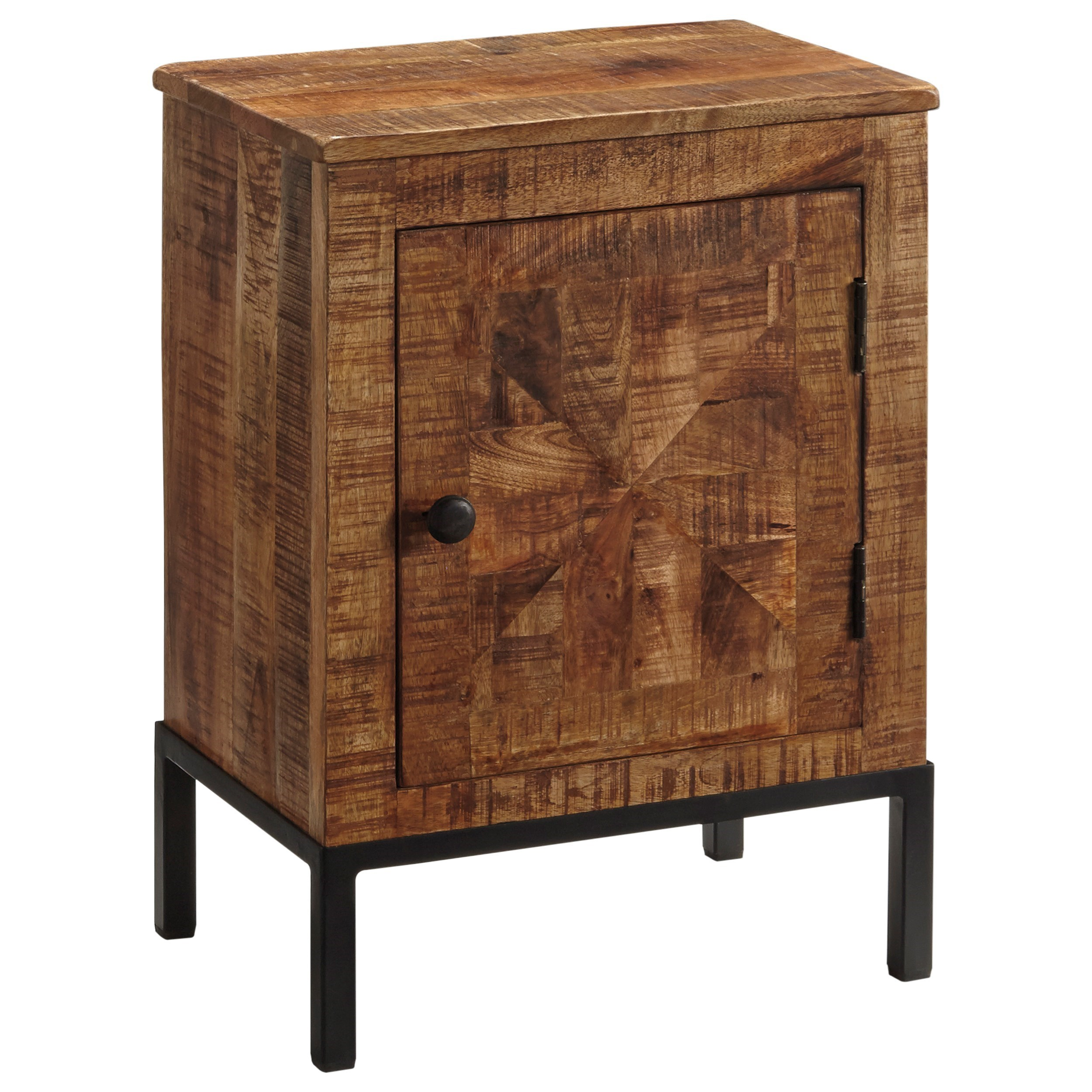 Signature Design by Ashley Charlowe Door Night Stand - Item Number: B013-991
