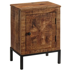 Signature Design by Ashley Charlie Door Night Stand