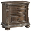 Signature Design by Ashley Charmond Nightstand - Item Number: B803-92