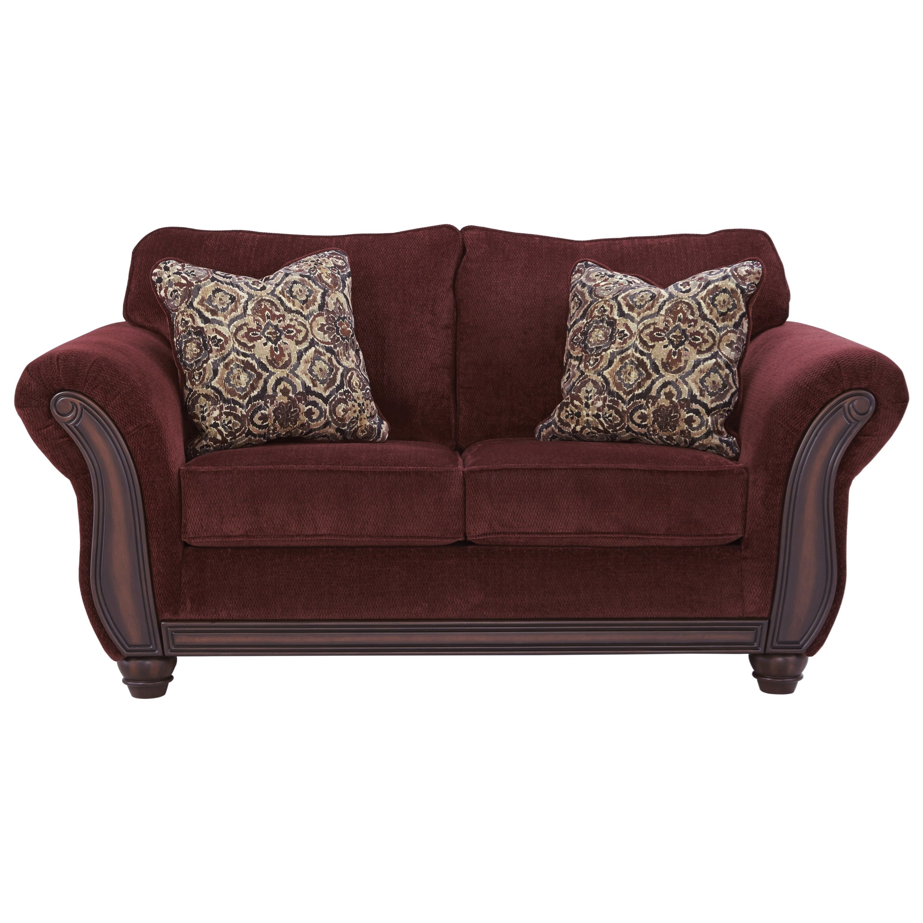 Signature Design by Ashley Chesterbrook Loveseat - Item Number: 8810235